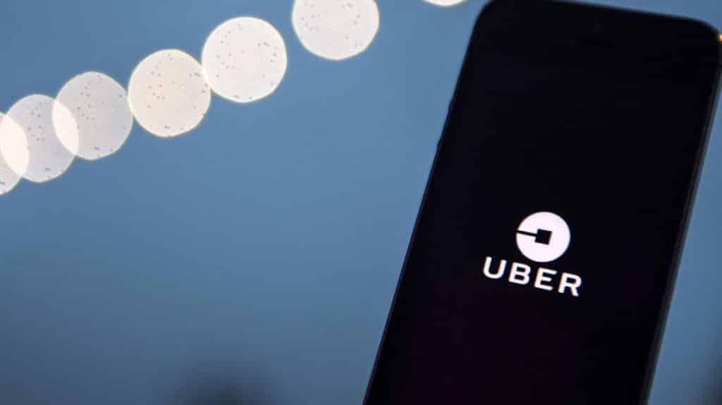 A Uber pode bloquear a minha conta no aplicativo?