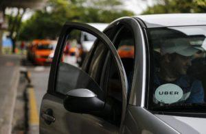 Adesivo Uber
