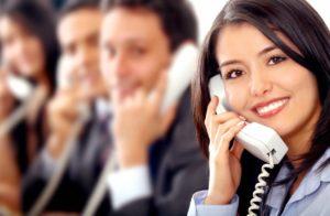 Atendimento por telefone (Suporte)