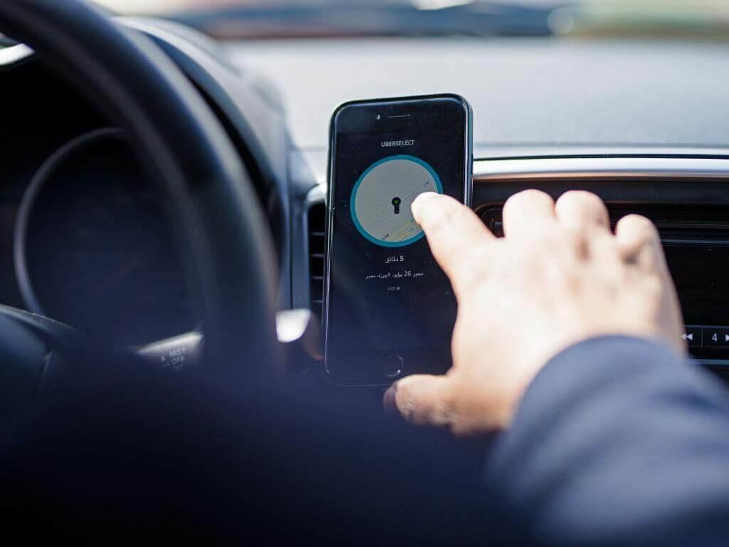 Motorista Uber 99 POP