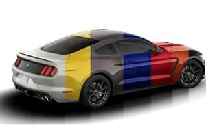 Quais cores de carros a Uber aceita?