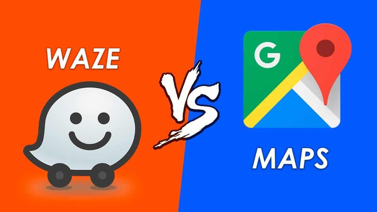 Waze ou Google Maps - O melhor para Uber